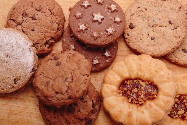 酒粕おからクッキー